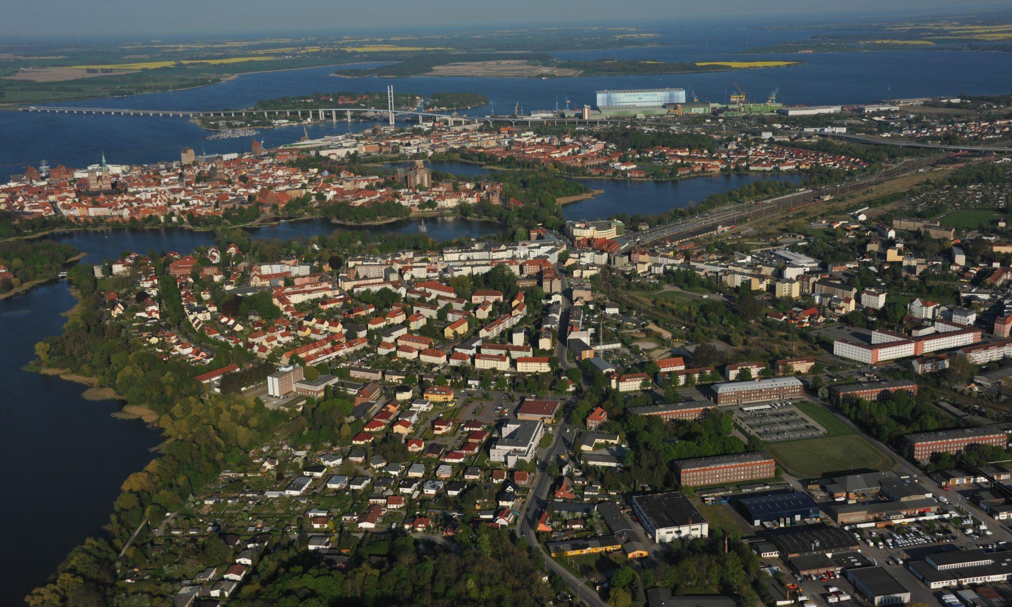 Flugplatz Stralsund